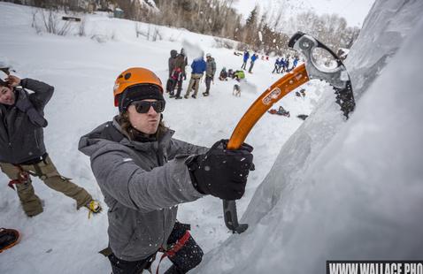 Intro to Ice Climbing - Wellness Focus