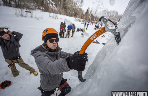 Ouray Ice Climbing Day Trip