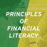 Principles of Financial Literacy