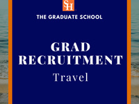 Grad Recruiter to attend UT San Antonio