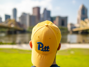 pitt student in city