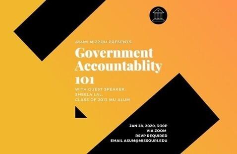 ASUM: Government Accountability 101