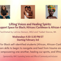 Lifting Voices, Healing Spirits Discussion Space