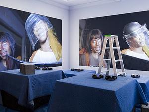 The Encyclopedic Palace, installation view, 55th International Art Exhibition, Venice Biennale, June 1-November 24, 2013.