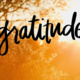 Practicing Gratitude- mental health workshop