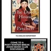 Bryson Literary Society Book Club: The Dutch House