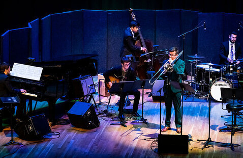 Small Jazz Ensemble Concert