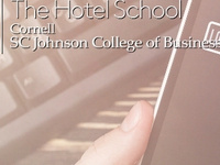The Hotel School Cornell SC Johnson College of Business
