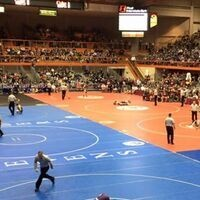 State Combined Wrestling Tournament