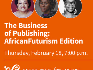 The Business of Publishing: AfricanFuturism Edition