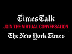 Virtual Times Talk: Diversity and Inclusion