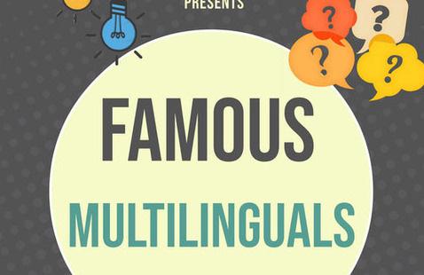 Famous Multilinguals Trivia