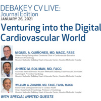 DeBakey CV Live: Journal Edition