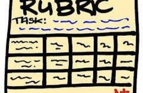 Brightspace: Using Rubrics