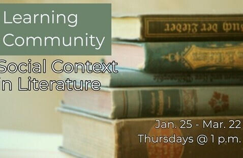 Learning Community: Social Context in Literature