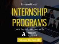 Absolute Internship Information Session