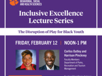 Inclusive Excellence Lecture Series