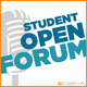 Student Open Forum on Code of Student Conduct