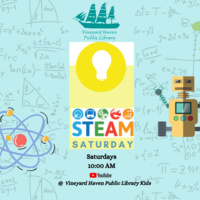 Virtual STEAM Saturday
