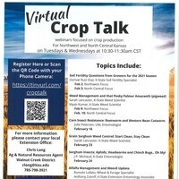 Crop talk webinars