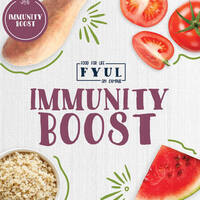 FYUL – Immunity Boost @ DHW