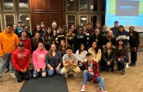 FGSA Zoom Welcome Event - Spring 2021