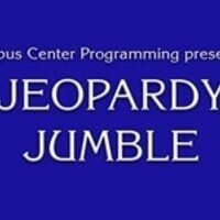 TV Show Jeopardy Jumble with Campus Center Programming!
