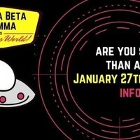 Kappa Beta Gamma Recruitment Information Session & Are You Smarter Than an Alien