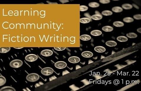 Learning Community: Fiction Writing
