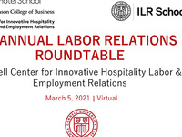 CIHLER: 9th Annual Labor Relations Roundtable