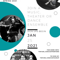 Join a COF Performing Arts Ensemble