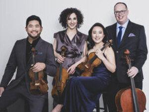 Virtual Faculty Recital: Verona Quartet