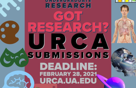 URCA submission deadline February 28, 2021
