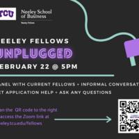 Neeley Fellows Unplugged