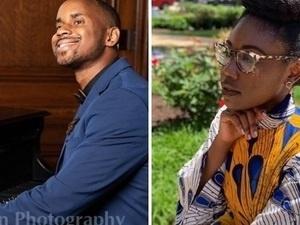 Ellington Carthan and Ekep Nkwelle LIVE STREAMING CONCERT