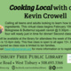 Cooking Local for Teens & Adults