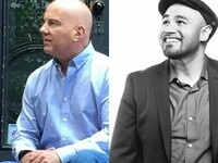 Poetry & Conversation with Joseph Ross & Michael Torres
