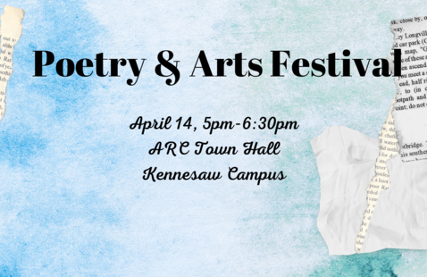 Poetry and Arts Festival - Kennesaw