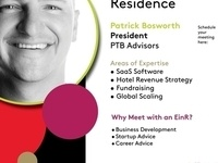PIHE's Entrepreneur in Residence: Patrick Bosworth