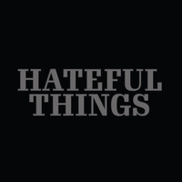 Hateful Things exhibit at the Pick Museum