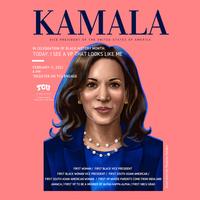 Kamala Harris poster
