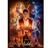 Friday Films Series: Aladdin (2019) at Fireside on Manchester