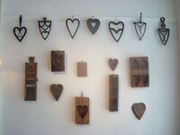 From Pantry to Parlor: How the Heart Motif was used in the Early American Home