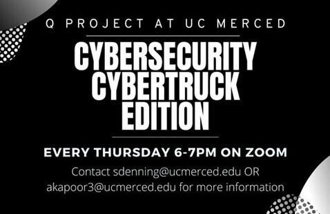 Cybersecurity Cybertruck Edition