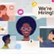 We're hiring! illustration