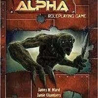 The very first sci-fi roleplaying game!