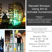 Maxwell Emcays: Using Art to Activate Humanism