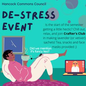 Hancock De-Stress Night