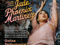 Online Poetry set with Jade Phoenix Martinez