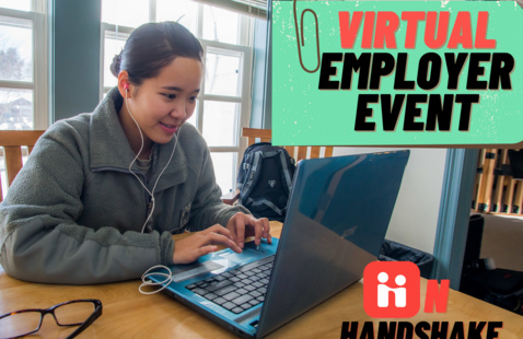 Virtual Employer Event: Leaders & Learning Virtual Series